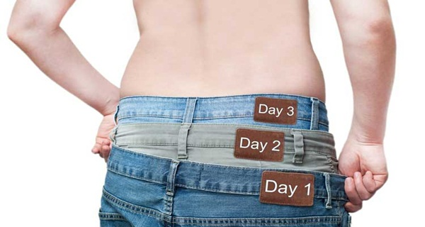 Garcinia cambogia bloated stomach