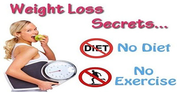 How To Lose Weight Fast Without Exercise Or Diet Pills ...